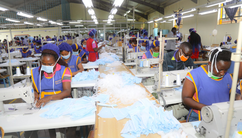 Kenya private sector activity inches up in December