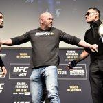 Khabib vs Ferguson at UFC 249 is OFF