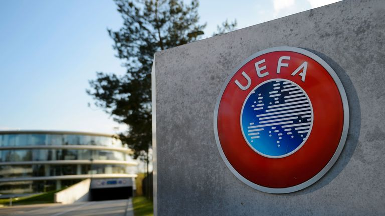 UEFA is open to offering an extension to leagues across Europe to unveil plans for football resumption.