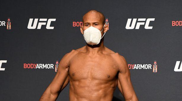 UFC fighter tests positive for coronavirus