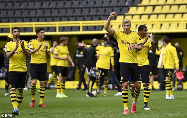Bundesliga is back