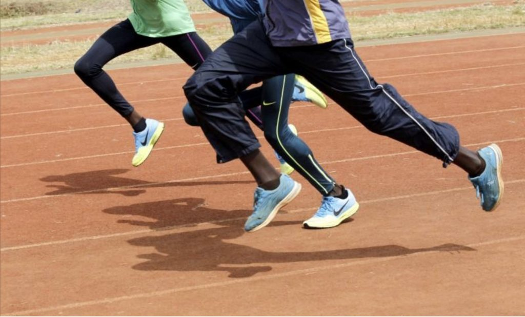 Two Kenya athletes have been suspended for violations of anti-doping rules.