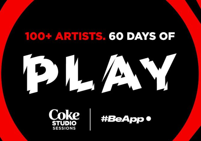 #BeApp Joins Hands with Coca-Cola to Launch Coke Studio Sessions