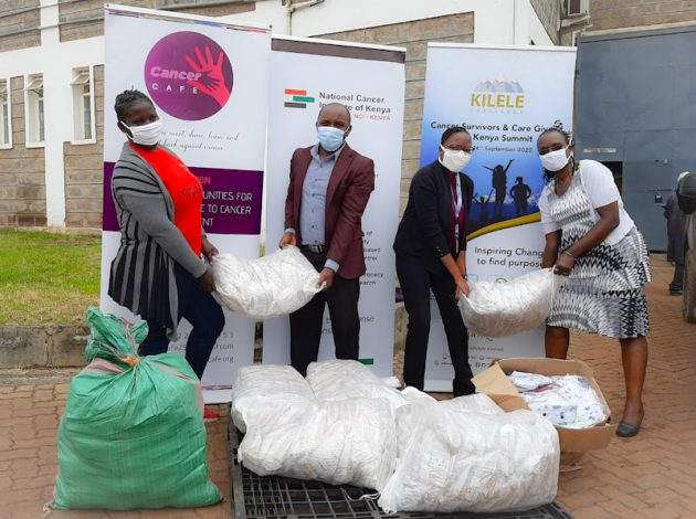 How Safaricom Bonga For Good is Being Used to Feed Cancer Patients