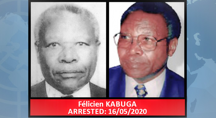 Rwanda genocide suspect Felicien Kabuga was arrested in Paris by French authorities.
