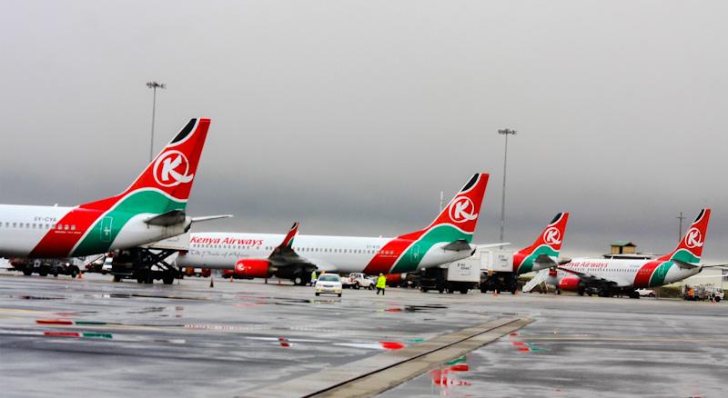 Kenya Airways Estimates Revenue Loss of $500M in 2020