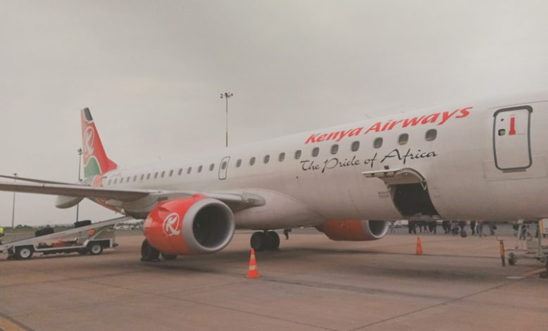 Kenya Airways  to Fly Twice a Day to Mombasa from July 15