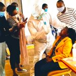 Community Spread of COVID-19 Remains a Challenge for Kenya's Health Ministry
