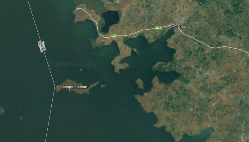 Twenty People Rescued after Waterbus Capsizes in Lake Victoria