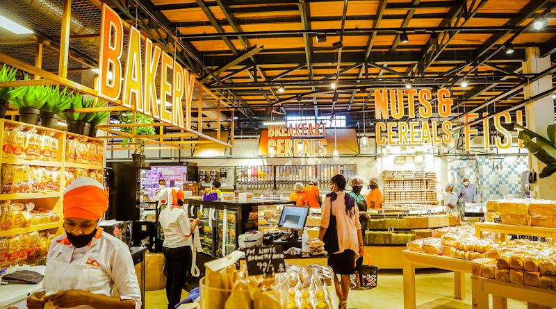 Naivas Foodmarket Simba, along Kakamega road