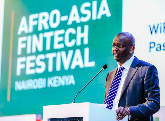 Sitoyo Lopokoiyit Picked to Lead M-Pesa Africa Joint Venture