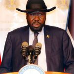 President Kiir appoints New Army Chief of Staff