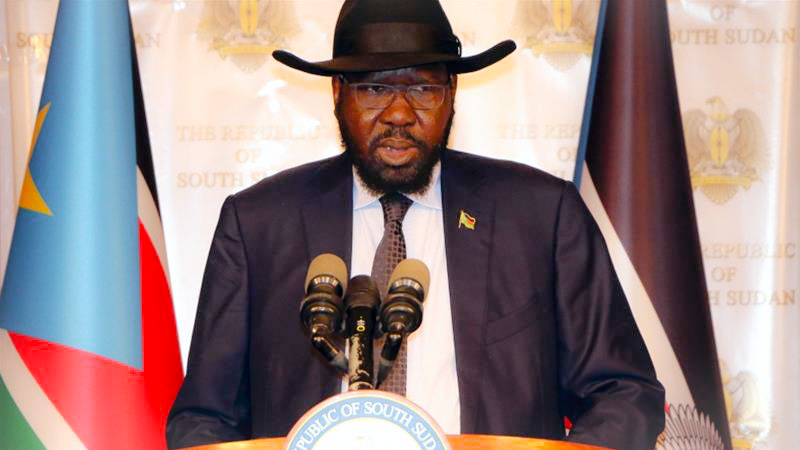 South Sudan President Salva Kiir has been criticized for lifting previously imposed restrictions to curb the spread of coronavirus.