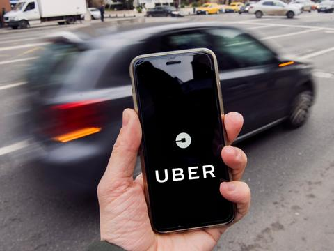 Uber has launched a new feature that allows the users to send packages to each other.