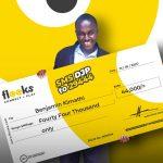 Lucky Punter Wins KSh44,000 Jackpot