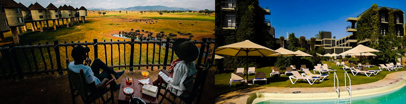 Sarova Hotels and Resort has ceased the management of two lodges within the Taita Hills Wildlife Sanctuary from July.