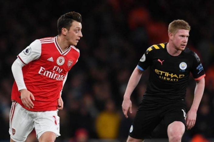 ManCIty vs Arsenal