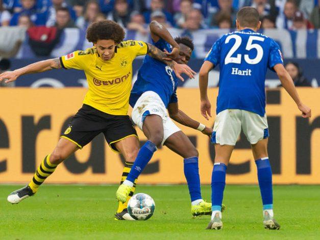 Bundesliga's re-opening schedule