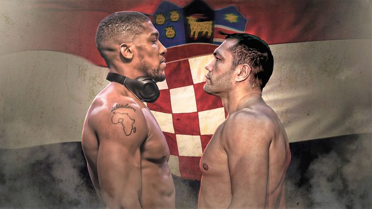 AJ and Pulev have THREE weeks to set Fight