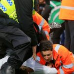 Police call for SIX 'high risk' Premier League games to be moved