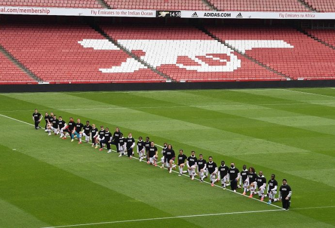 Arsenal BLM