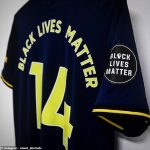 Premier League: Clubs set to drop Black Lives Matter badges on their jerseys when season begins