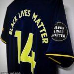 Premier League: Clubs set to drop Black Lives Matter badges on their jerseys when season begins