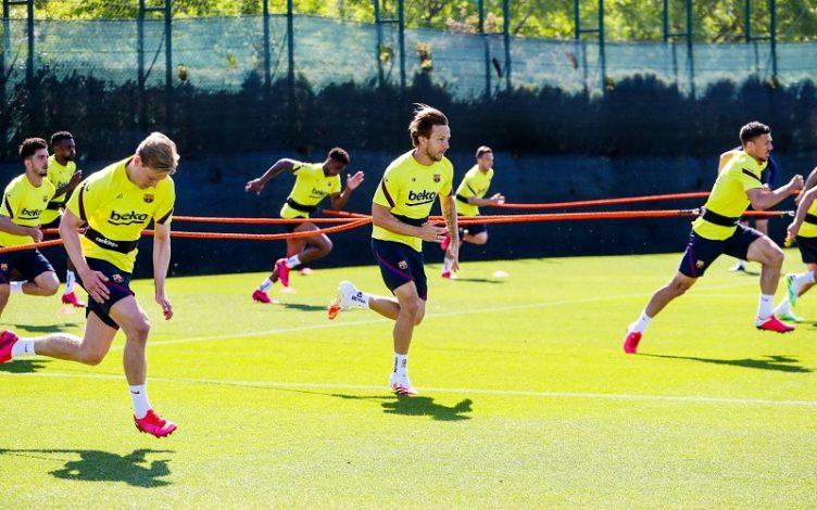 FIVE Barcelona players tested positive for coronavirus but team kept results hidden
