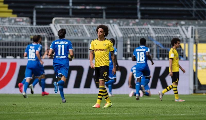 Dortmund 0 - Hoffenheim 4