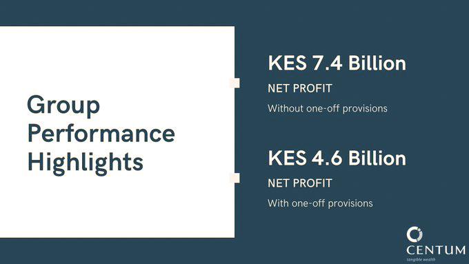 Centum Investments Retains KSh798mn Dividend