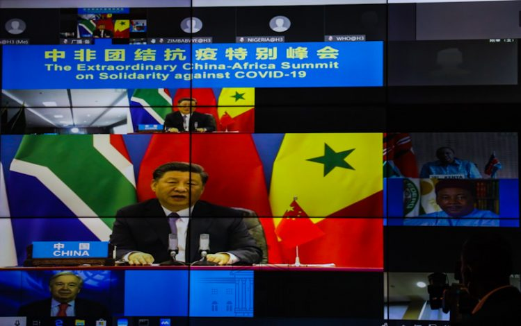extra-ordinary China-Africa Summit