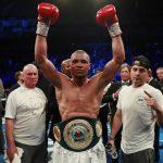 Boxing: 'I want Canelo!' declares Chris Eubank Jr