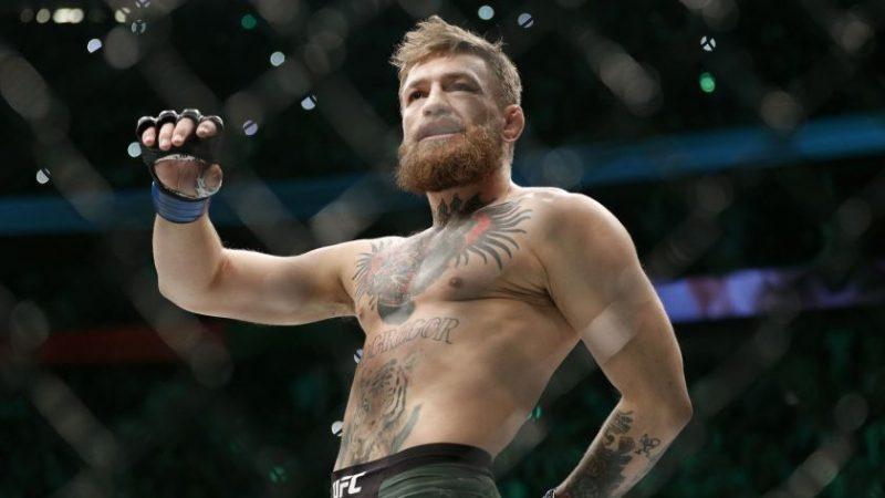 Irish UFC Fighter