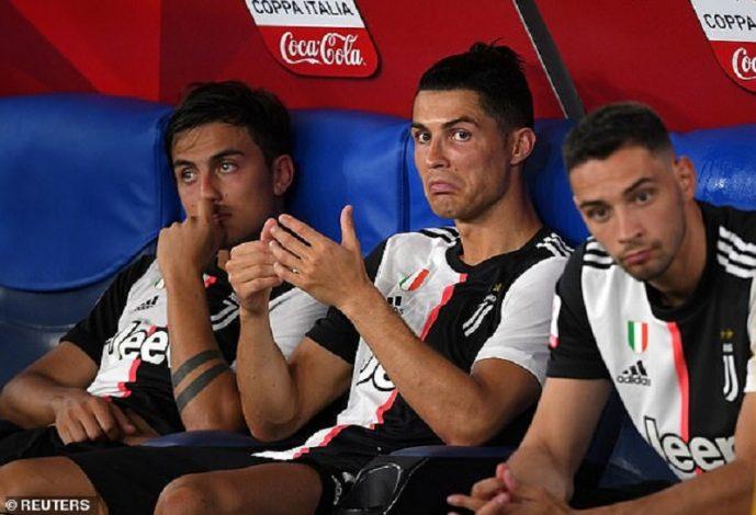 Portugal and Juventus forward