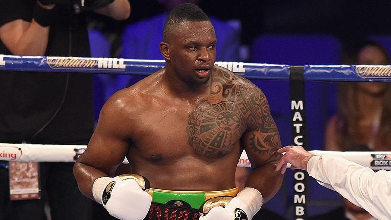 Whyte is the Interim WBC Champion