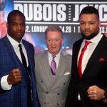 Boxing: Heavyweight clash between Daniel Dubois vs Joe Joyce confirmed