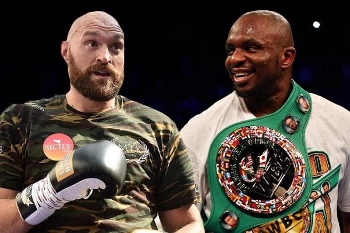 Tyson Fury has to fight Dillian Whyte BEFORE clash with AJ states WBC