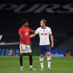 Tottenham and United share spoils as Harry Kane and Marcus Rashford make return to their sides