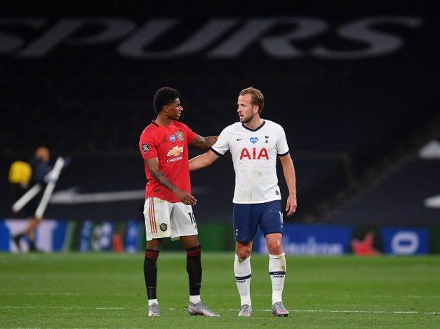 Spurs 1 - United 1