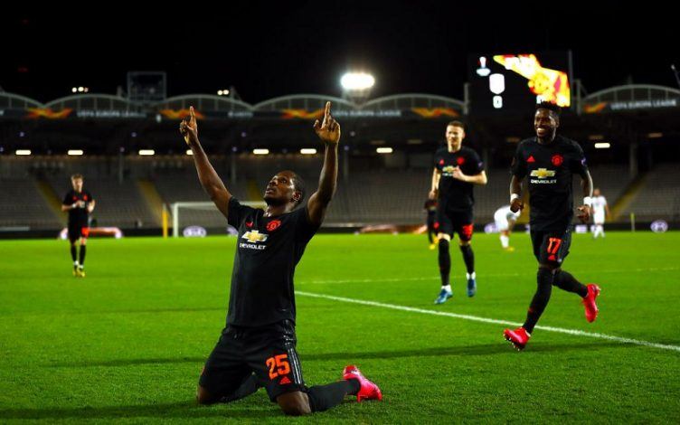Ighalo spell at United
