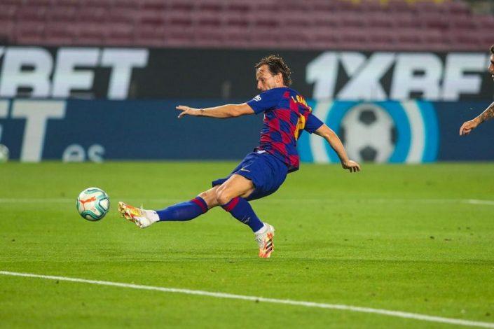 Croatian and Barcelona Midfielder