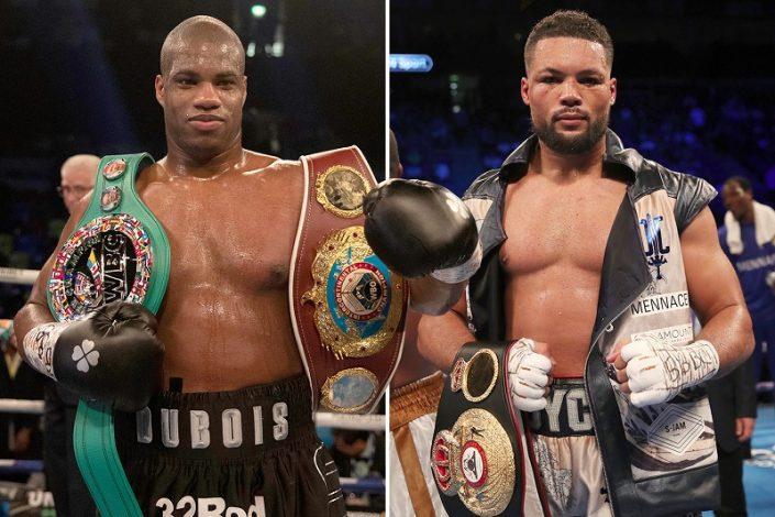 Daniel Dubois and Joe Joyce's Heavyweight Fight rescheduled for October 24