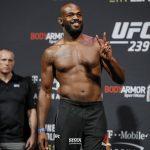 UFC: Jon Jones reveals he is VACATING heavyweight title
