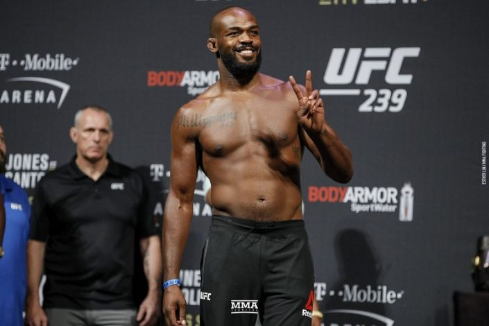 UFC Lightweight Champion Jon Jones demands to be 'RELEASED'