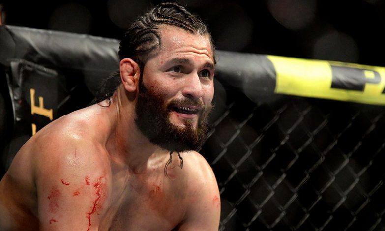 UFC Welterweight Fighter
