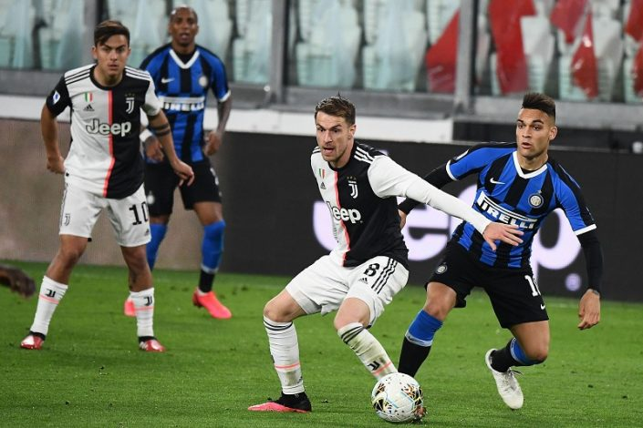 Serie A reveal new fixture list when football resumes