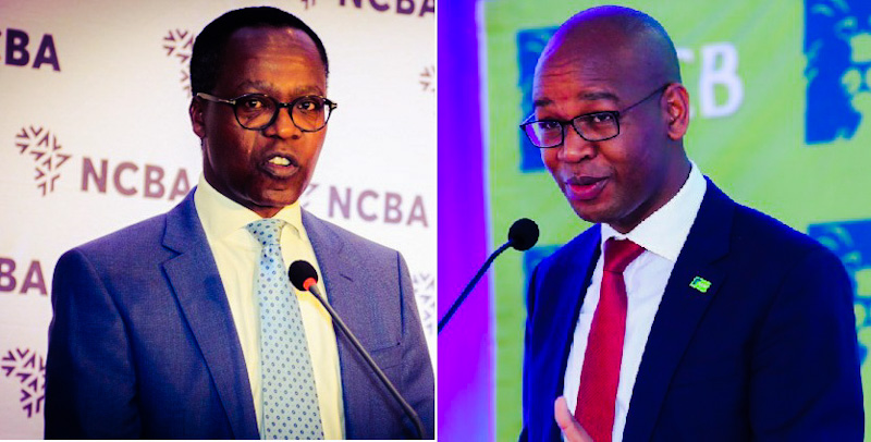 Kenya Bankers Association Re-elect Oigara and Gachora as Chair and Vice-Chair