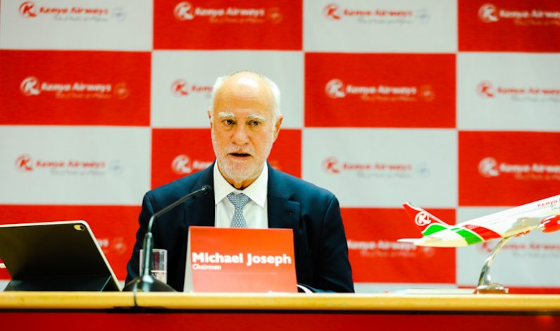 Nationalisation of Kenya Airways Will Position the Airline More Favourably - Micheal Joseph