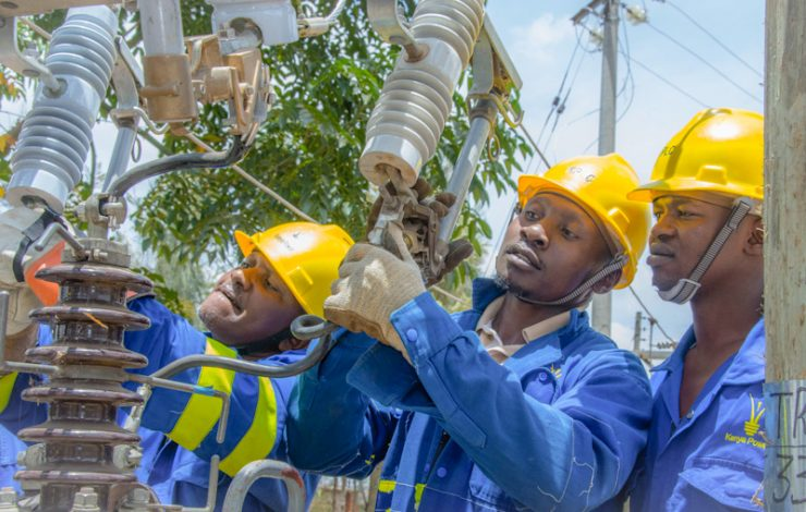 Kenya Power & Lighting Company Plc (KPLC) said on Thursday it recorded a record first-half profit, thanks to reduced transmission and distribution costs.