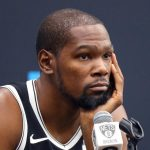 Basketball: My Season is over …will not play again - declares Kevin Durant